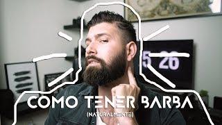Mira esto si quieres dejarte crecer la barba! (sin trucos)