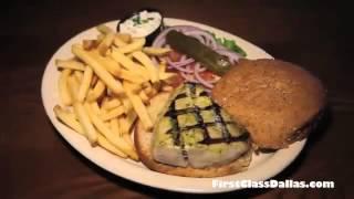 Tuna Steak Sandwich