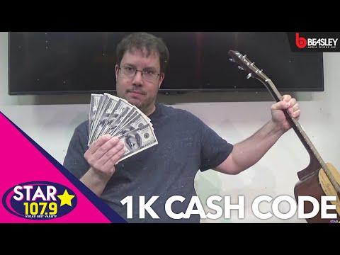 The 1 K Cash Code: If it we're a cologne, it'd smell rich