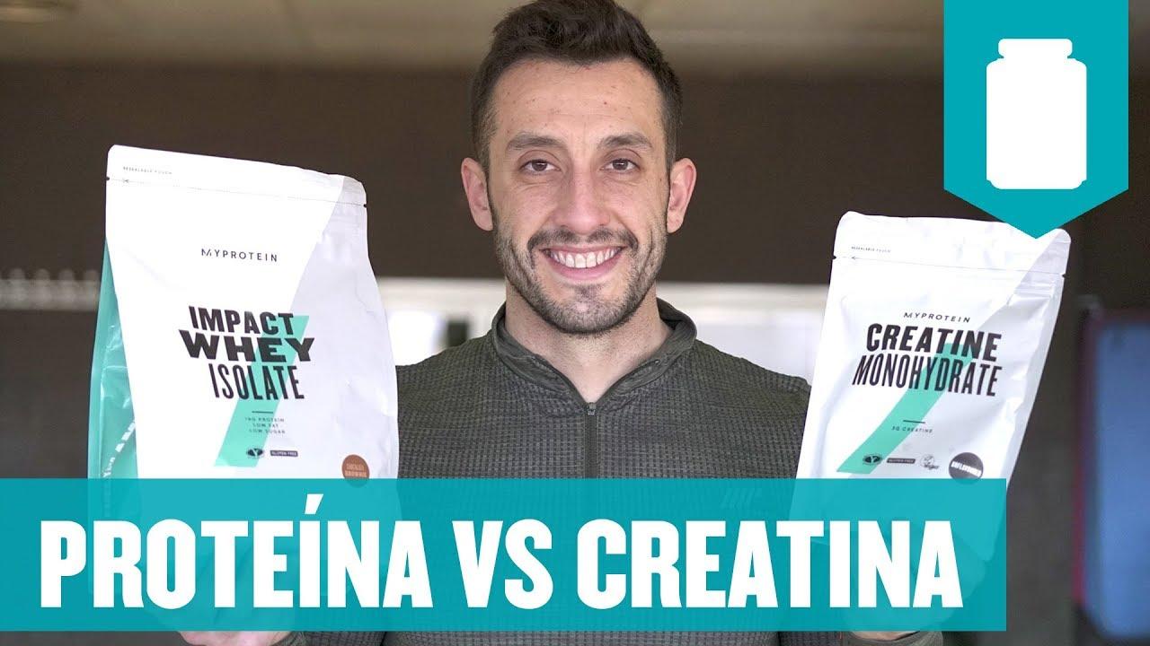 Creatina te ayuda a bajar de peso