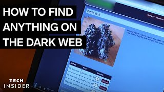 How to find anything on the dark web