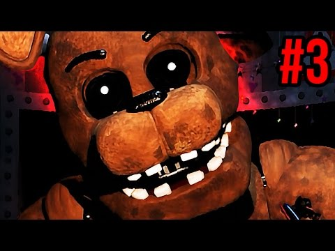 Five nights at Freddy's 2 [CHALLENGE] Part #3