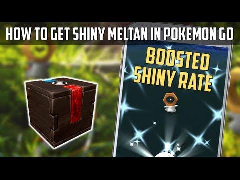 Best Way To Get Shiny Meltan In Pokemon Go! thumbnail