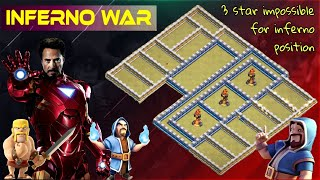 TH12 Unbeatable War Base 2019 ((FOR INFERNO POSITION)(5 Replays Proof))