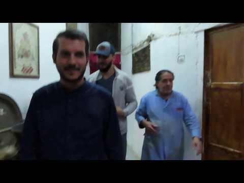 Algeria Casbah-Invited into Artist Studio/Home 2018 in 4K