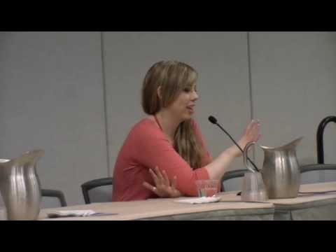 Phoenix Comicon 2013 Alexis Tipton Panel (FRIDAY) - Part 1
