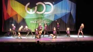 WORLD OF DANCE TORONTO 2014 D-TEAM