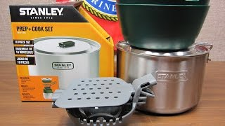 Stanley Adventure Prep & Cook Set - Show-N-Tell