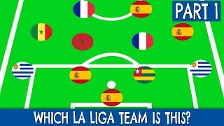 Which la liga team is this?(part 1) | football quiz