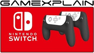 More Switch Accessories Revealed; March 17th Release Date Listed