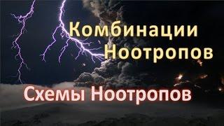 Комбинации(Схемы) Ноотропов
