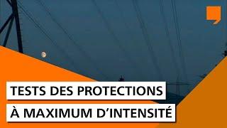 Tests des protections à maximum d'intensité