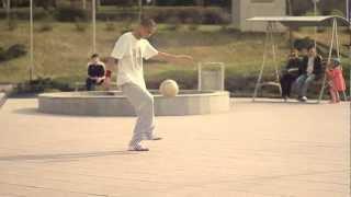 футбольный фристайл в Казахстане by qambar