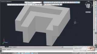 Autocad 3d Drawing 1
