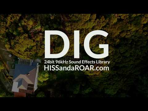 DIG Sound Effects Library