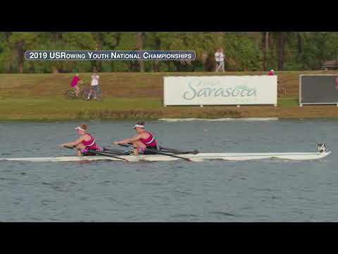 National Champions At The 2019 USRowing Youth National Championship
