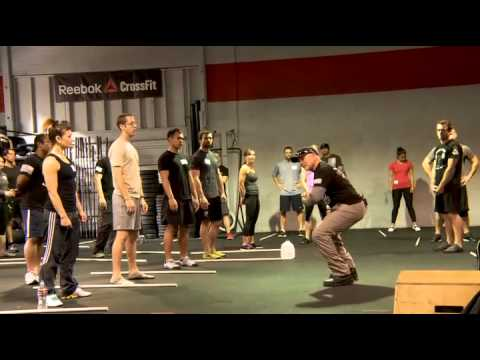 """CrossFit - """"Jumping Position, Landing Position"""" with Coach Mike Burgener (Journal Preview)"""