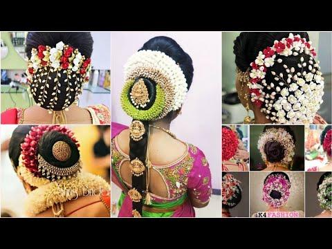 bridal-hair-accessories|-veni,hair-bun,-flower-jewellery-|-lockdown-wedding-bridal-hair-accessorie
