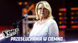 """Anna Federczyk - """"Radość najpiękniejszych lat"""" - Przesłuchania w ciemno - The Voice Senior 1"""