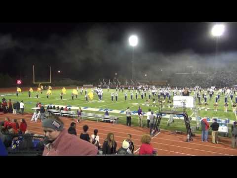 11/18/16 Bainbridge High School Marching Band