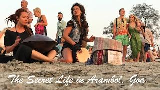 The secret side of Arambol | Drum Circle | Goa