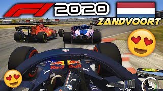 PLAYING THE F1 2020 DUTCH GRAND PRIX! Onboard F1 Race at Zandvoort!