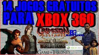 14 JOGOS GRATUITOS NA LIVE PARA XBOX 360