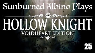Hollow Knight Voidheart Edition - Sunburned Albino Plays EP 25