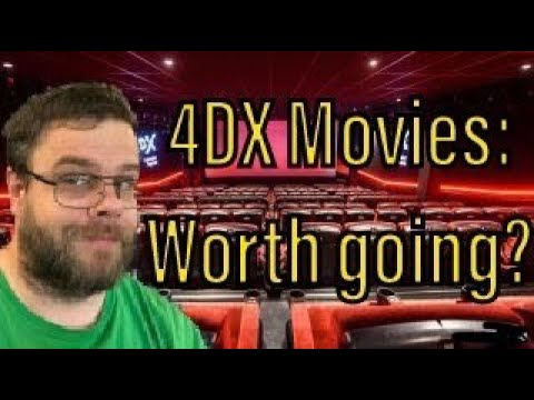 Download My First 4DX Movie Experience, is it worth going?