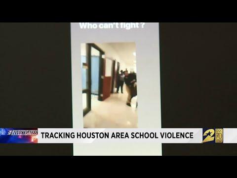 Tracking Houston-area School Violence