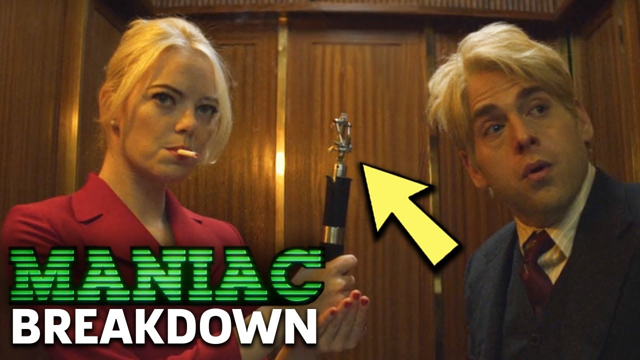 Download Netflix's Maniac: 16 Best Easter Eggs, References, Callbacks And Clues You Missed