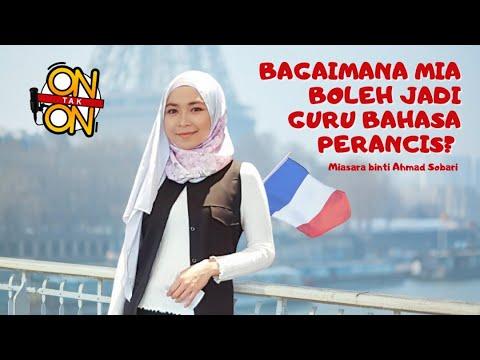 Ep. 19 Rare orang Melayu boleh ajar bahasa Perancis. Ada yang nak ikut jejak Mia ni?