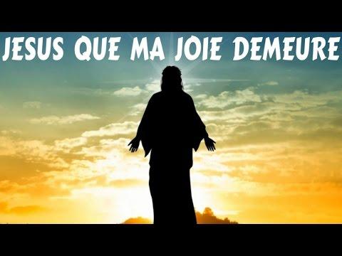 Jésus que ma joie demeure - Chant de Noël avec orgue