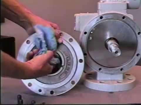 How to Maintain and Repair a CORKEN Sliding-Vane Pump