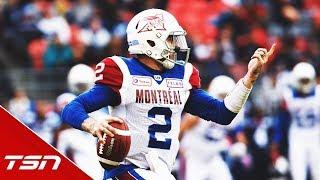 Johnny Manziel FULL HIGHLIGHTS vs Toronto