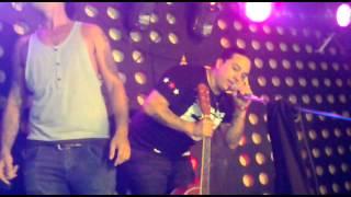 Sebastian Mendoza con Roman El Original - Asia Adrogue 20/01/15