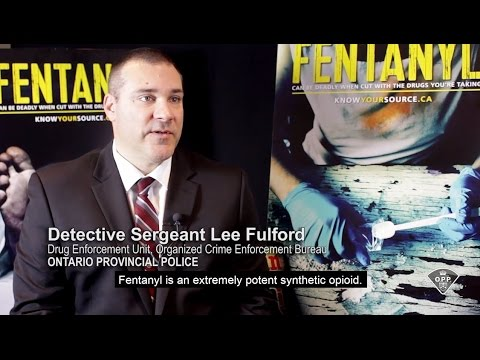 Fentanyl and Organized Crime | Project SILKSTONE - YouTube