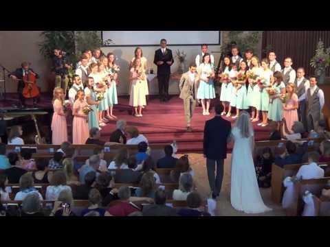 6-11-2017 Sean Nebblett & Vanessa Ford Wedding Close up edition