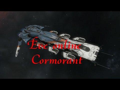 Eve online - Cormorant подбираем оптимальный фит для миссий 1-2 лвл