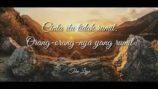 Kumpulan es cinta Tere Liye