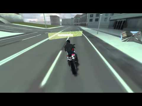 Game Motorbike vs Police 2015