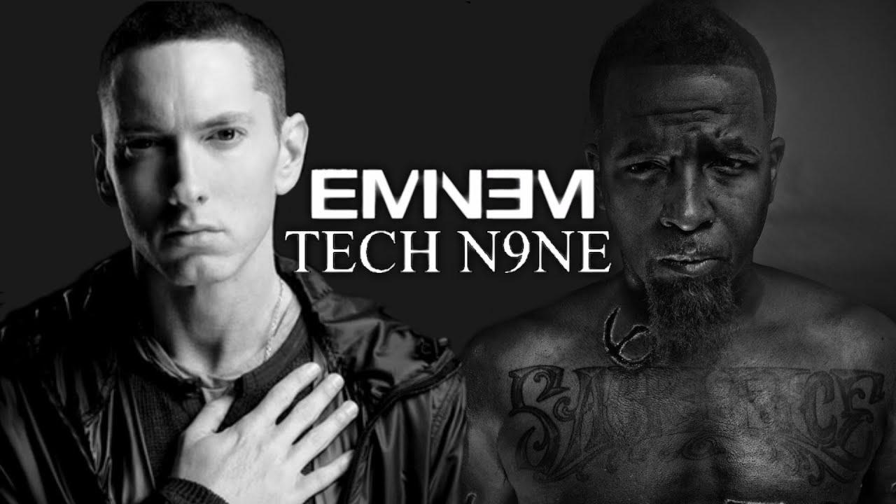 Tech N9ne Wallpaper Hd Eminem Amp Tech N9ne The History Of A Collaboration