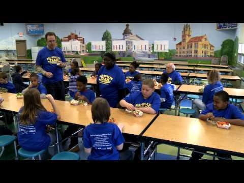 All-Health Team - Nevitt Forest Community School of Innovation