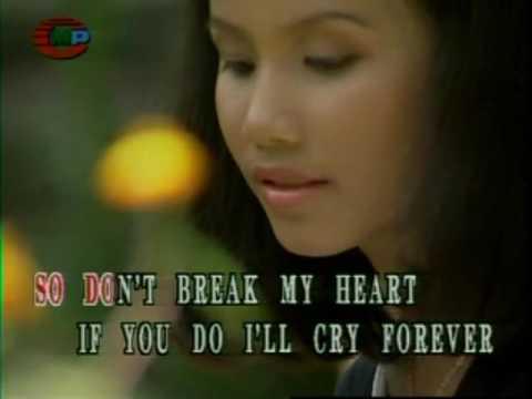 Don't Break My Heart - Video Karaoke (CMP)