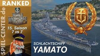 World of Warships: Gewertete Gefechte [ von 7 auf 7*** ]