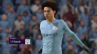 Epl Highlights    Manchester City vs Manchester United       (11.11.2018)