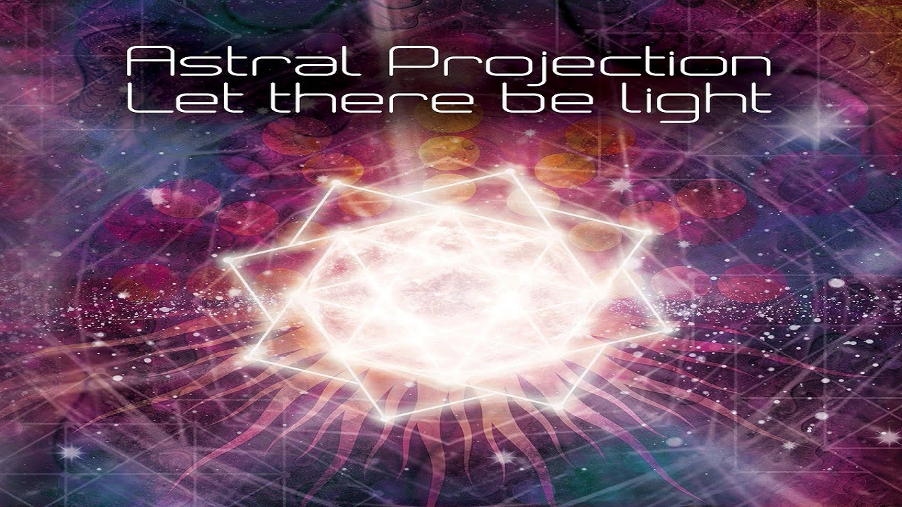 astral projecting
