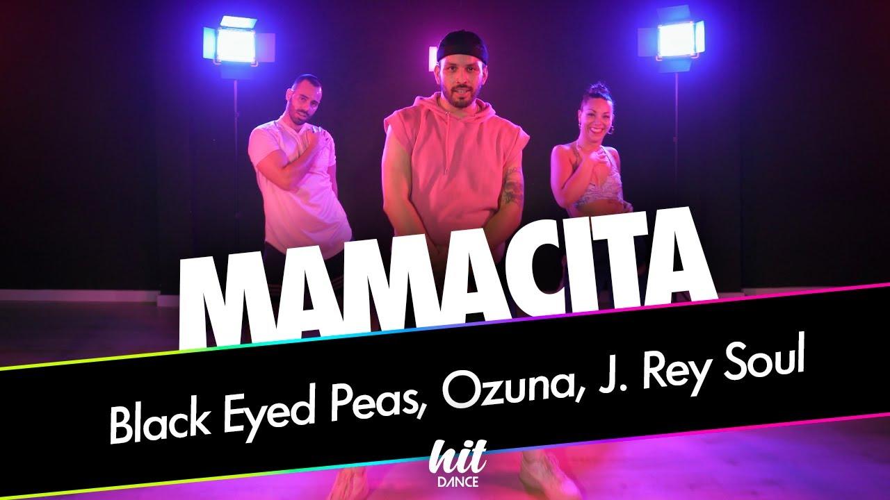 Mamacita - Black Eyed Peas, Ozuna, J. Rey Soul | HIT DANCE (Coreografía)