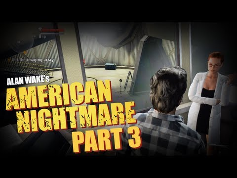 Alan Wake's American Nightmare Part 3/18 Walkthrough No Commentary