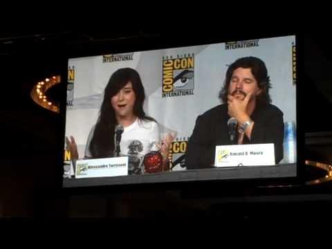 Comic-Con 2010: Caprica panel (part 3)